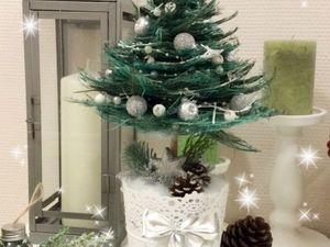 Аукцион на новогоднюю елочку. Ярмарка Мастеров - ручная работа, handmade.