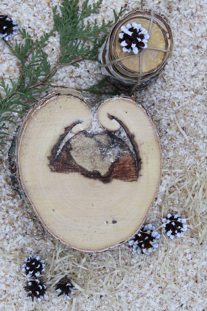 березы, деревянный