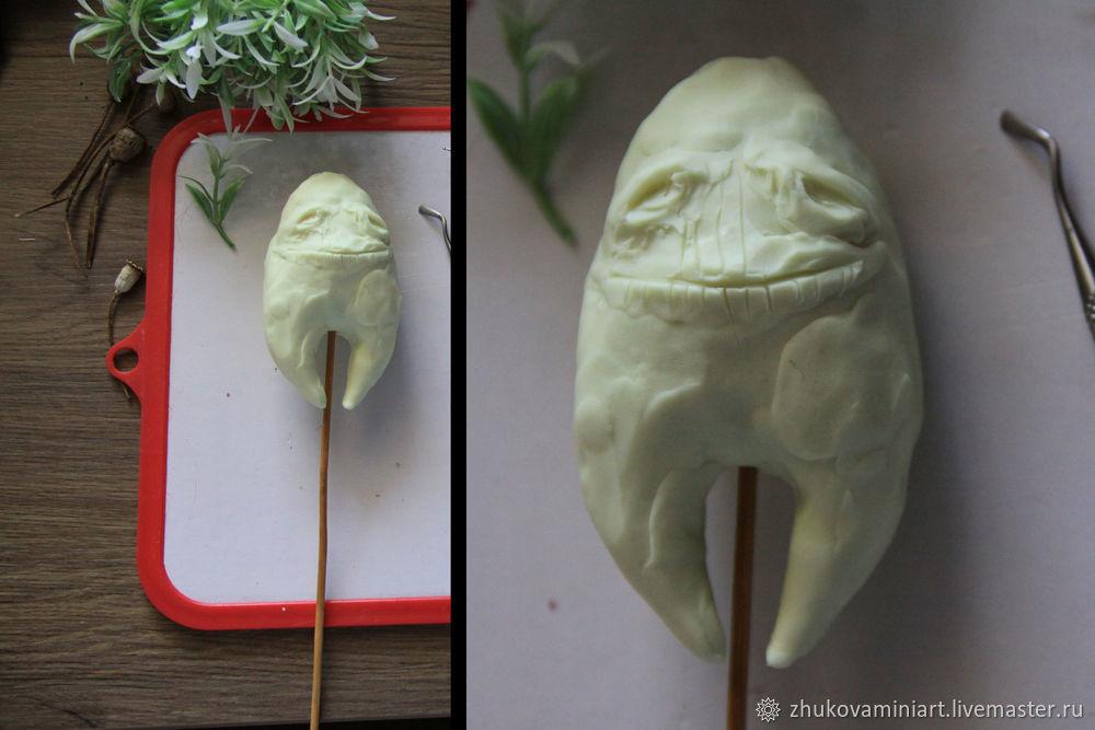Mandrake. How to Make a Magical Creature, фото № 4