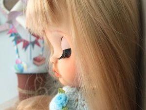 Morning Star New Doll Castom Blythe. Ярмарка Мастеров - ручная работа, handmade.