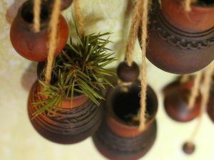 19 горшочков до нового года: 1 горшочек. Ярмарка Мастеров - ручная работа, handmade.