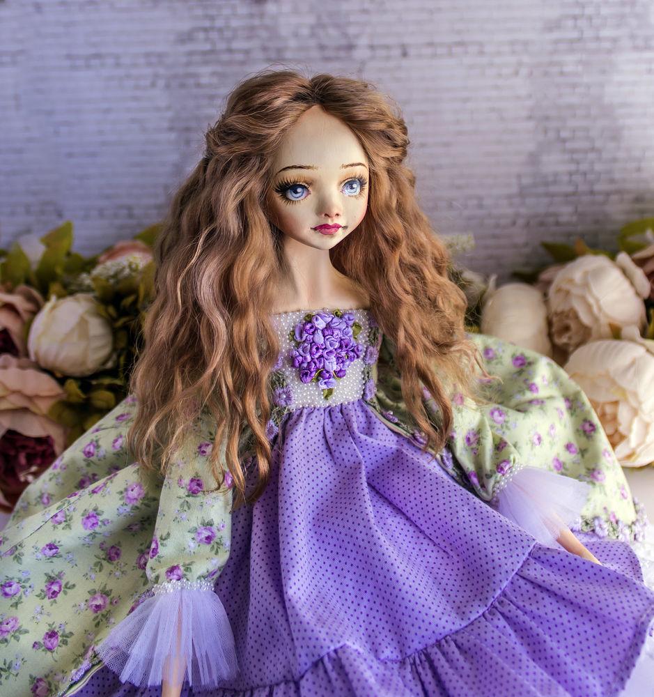 купить будуарная кукла