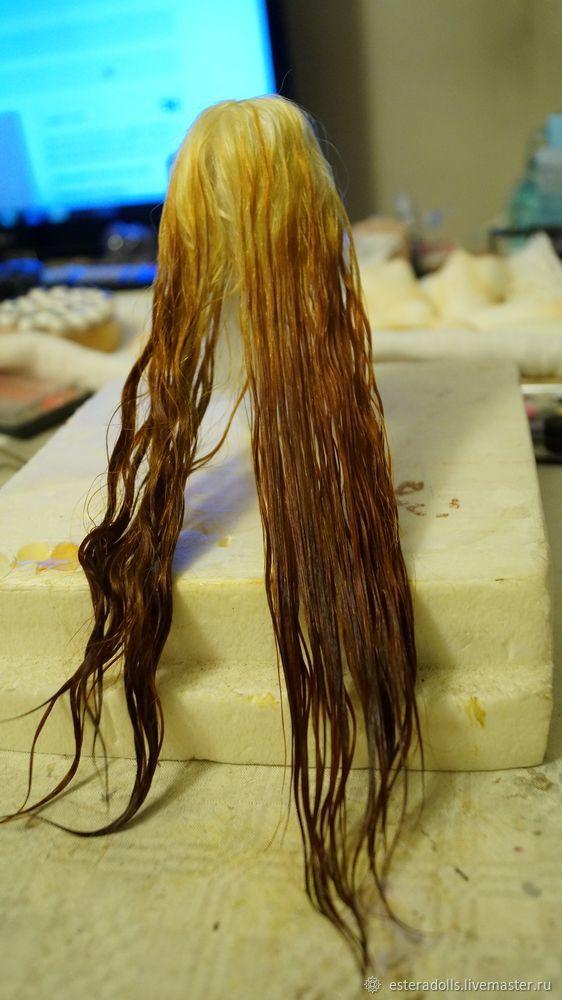 кукольные волосы