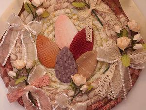 Создаем своими руками уникальное пасхальное украшение «Гнездо». Ярмарка Мастеров - ручная работа, handmade.