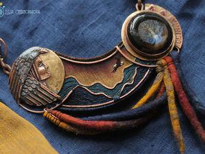 Mother Eagle. Детали и тема для вдохновения. Ярмарка Мастеров - ручная работа, handmade.