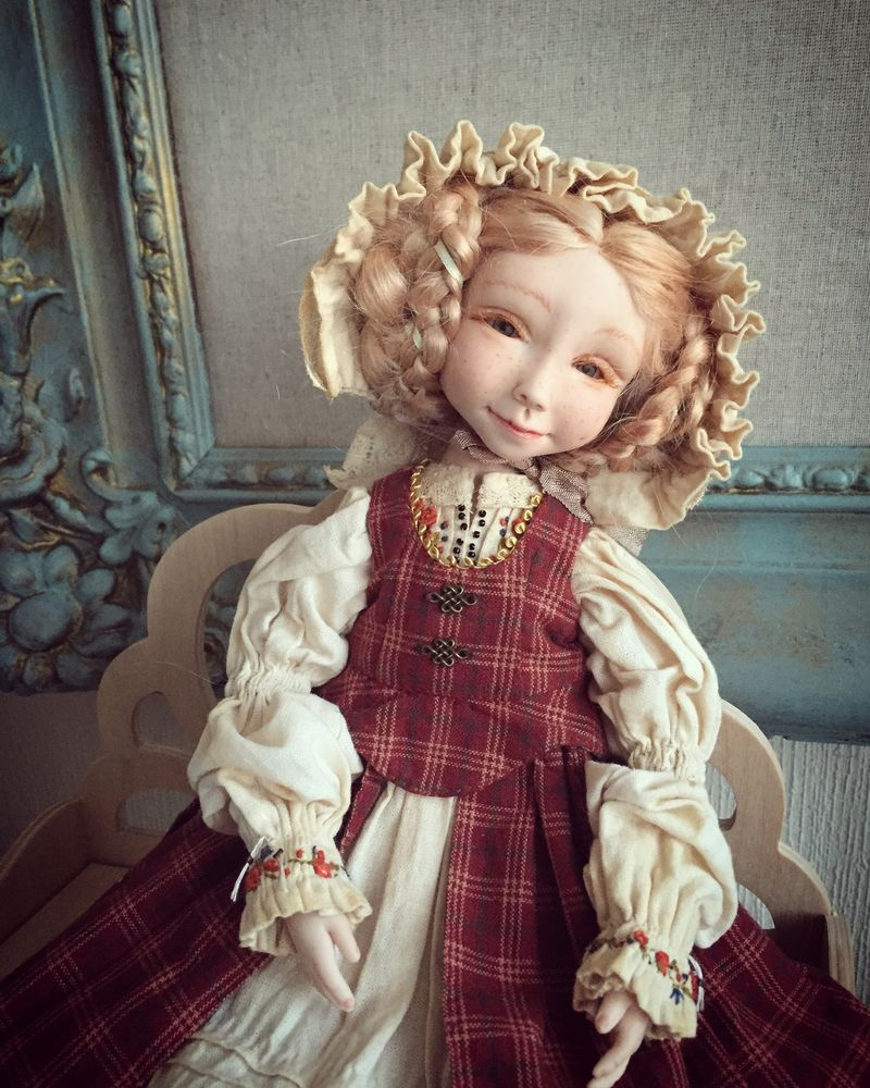 куклы, участие