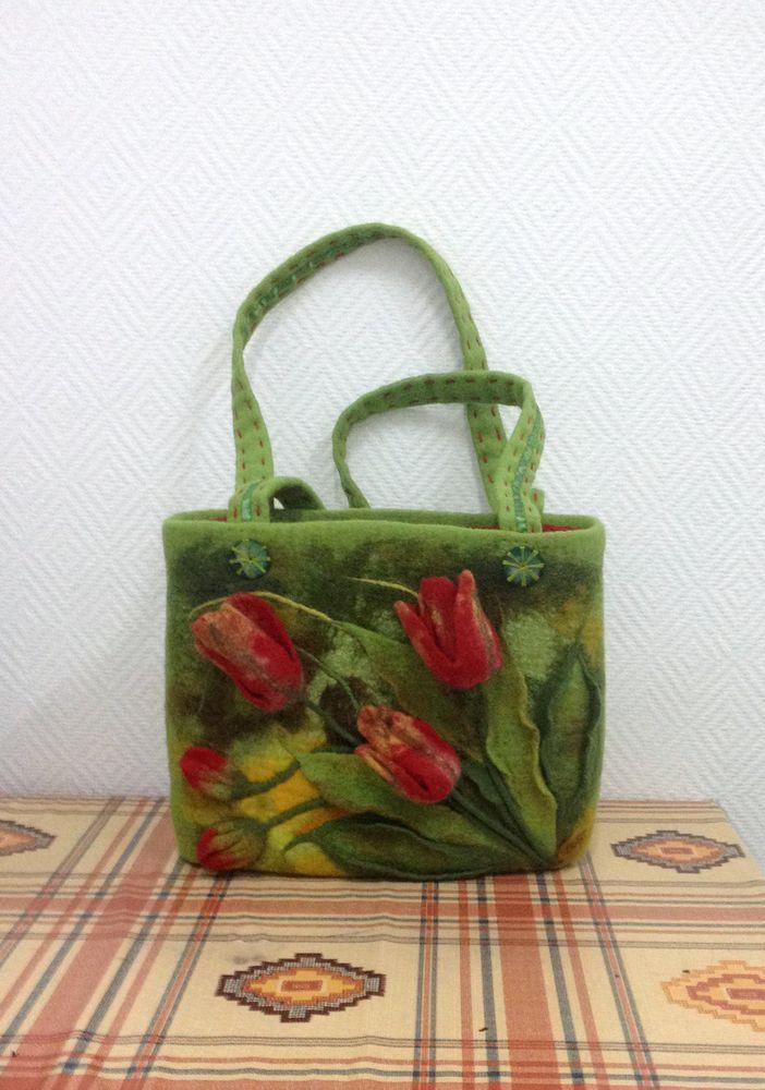 сумочка ручной работы