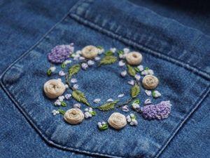 Любимая джинса. Ярмарка Мастеров - ручная работа, handmade.