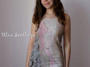 Аукцион на платье с оборками!!! Старт 1000 р!!!. Ярмарка Мастеров - ручная работа, handmade.