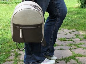 Видео обзор рюкзака PleasureBork. Ярмарка Мастеров - ручная работа, handmade.
