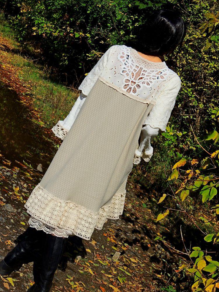 бохо платье