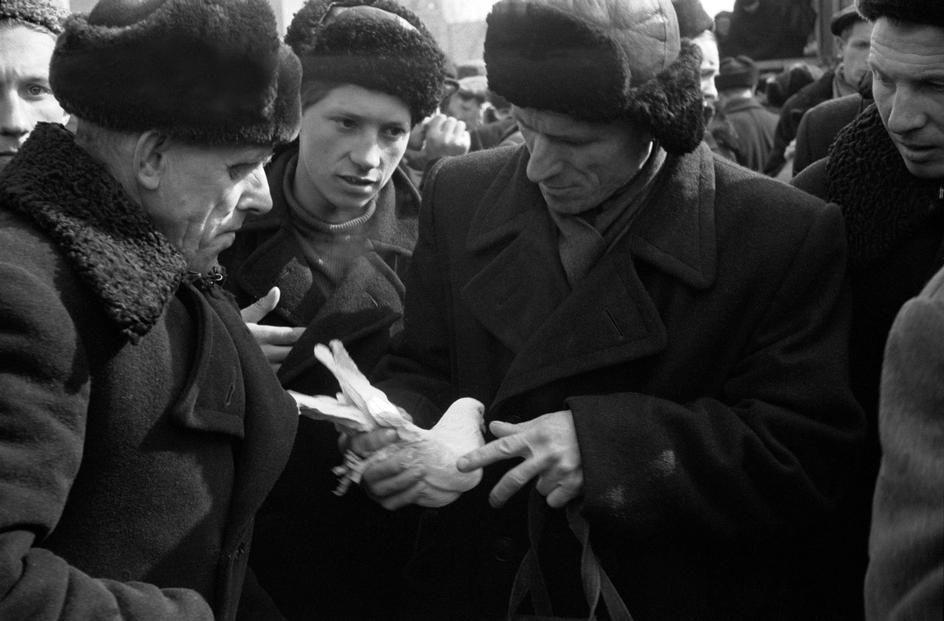 Lessing20 Москва 1958 года в фотографиях Эриха Лессинга