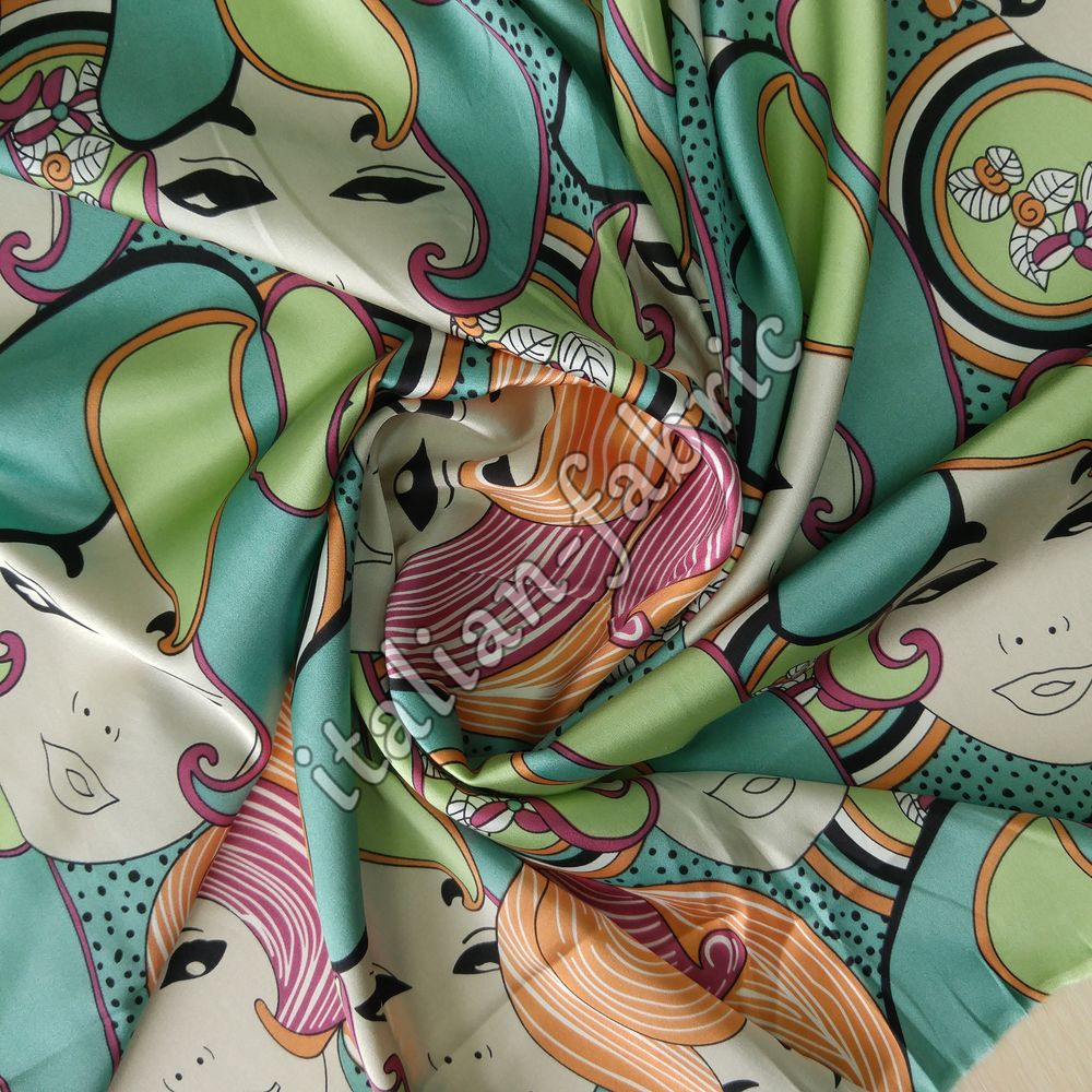 ткани из италии