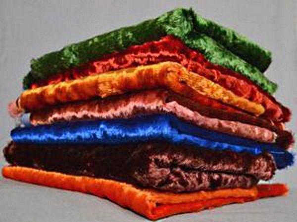 Плюшевая конфетка! Подарок: набор из 7 отрезов плюша для тедди!!! | Ярмарка Мастеров - ручная работа, handmade
