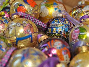 Новогодние шарики. Ярмарка Мастеров - ручная работа, handmade.