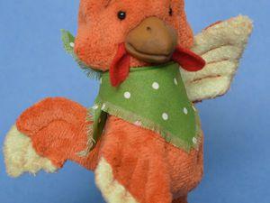Внутреннее пуговичное крепление лап игрушки: моя маленькая хитрость. Ярмарка Мастеров - ручная работа, handmade.