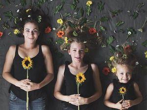 Очаровательные фотографии «Family look» от Dominique Davis. Ярмарка Мастеров - ручная работа, handmade.