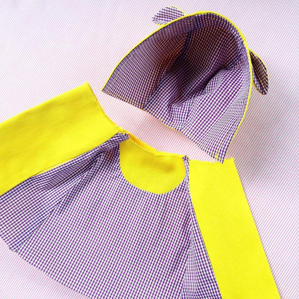 Курточка для куклы от Дины Крыловой (МК), фото № 8