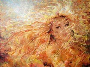 """Осенняя акция — """"Золотой листопад""""!. Ярмарка Мастеров - ручная работа, handmade."""