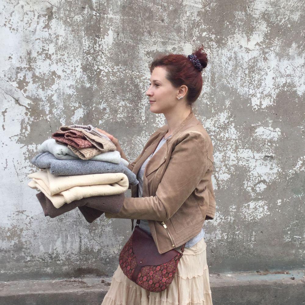 шарф, подарок девушке