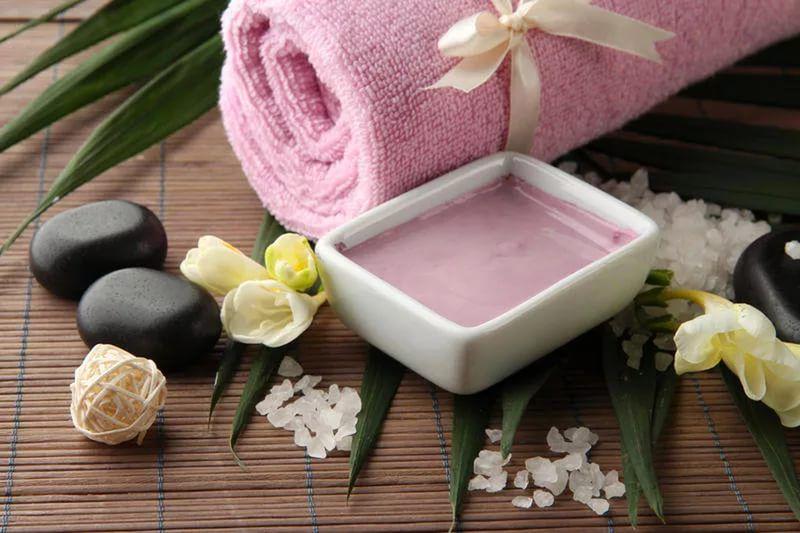 Рецепты масок розовой глины