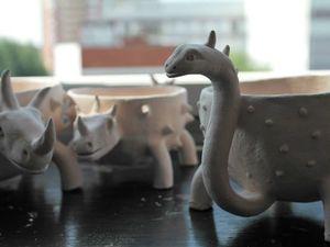 Отпуск и Динозавры. Ярмарка Мастеров - ручная работа, handmade.