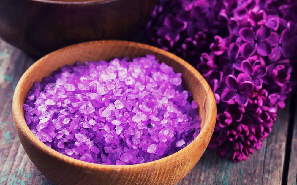 фиолетовый, история искусства