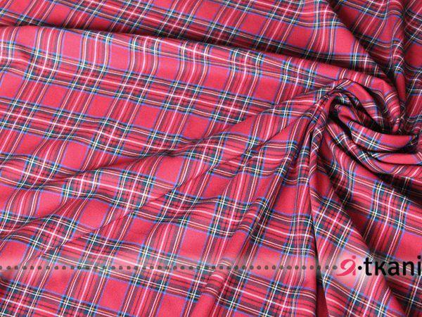 Красная костюмная клетка  Дешевле на 30 %!!!! | Ярмарка Мастеров - ручная работа, handmade