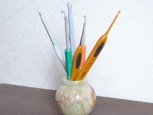 Как выбрать крючок для вязания. Мой рейтинг крючков. Ярмарка Мастеров - ручная работа, handmade.