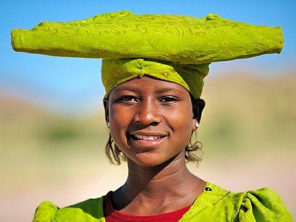 Модное племя Гереро.  Очень интересные костюмы | Ярмарка Мастеров - ручная работа, handmade