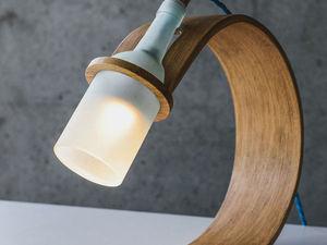 Аксессуары в стиле лофт, или Вторая жизнь стеклотары. Ярмарка Мастеров - ручная работа, handmade.