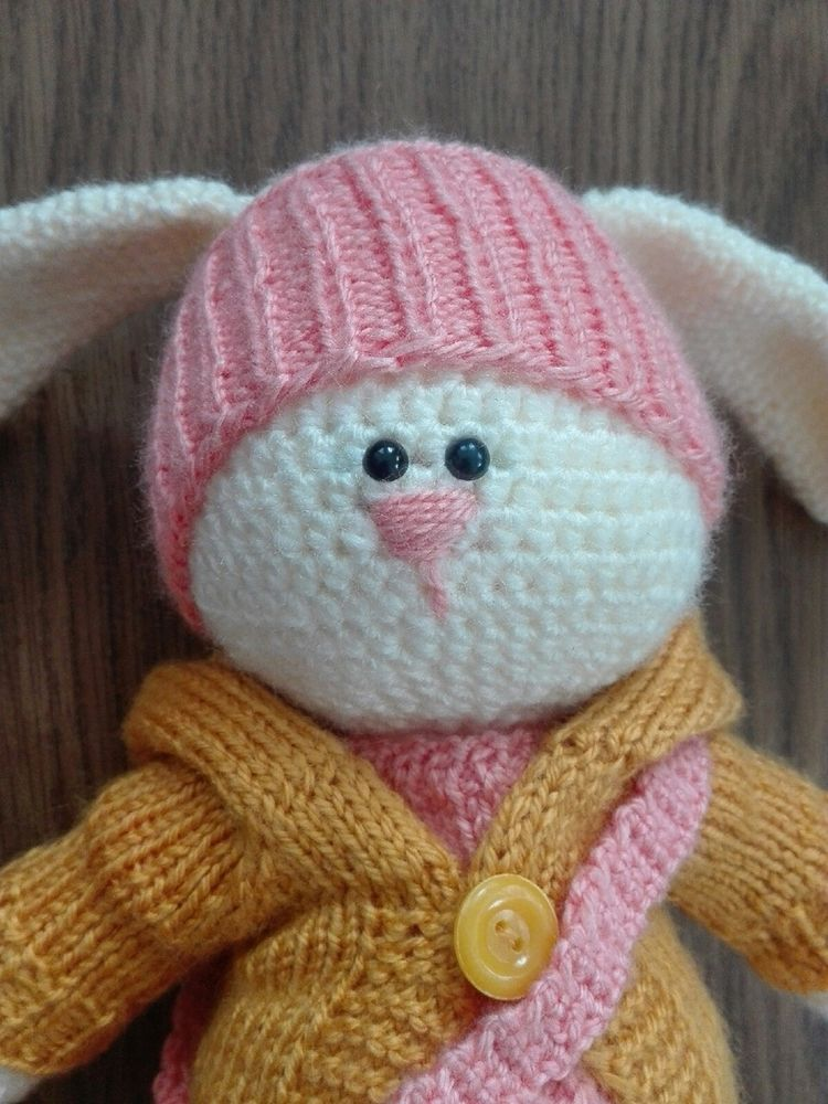 одежда для игрушек, вязание крючком