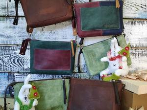 Новые модели маленьких сумочек. Ярмарка Мастеров - ручная работа, handmade.