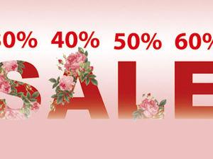 Распродажа японских материалов для цветоделия 24 и 25 ноября!! | Ярмарка Мастеров - ручная работа, handmade
