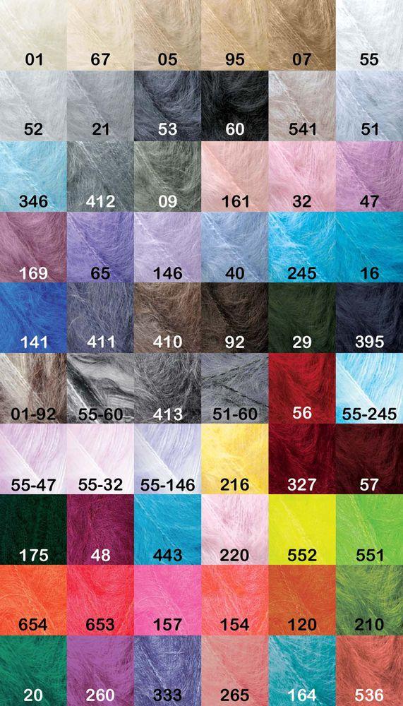 вязание на заказ, цвет