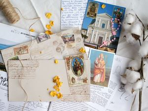 Аукцион на романтичный почтовый сюрприз!. Ярмарка Мастеров - ручная работа, handmade.