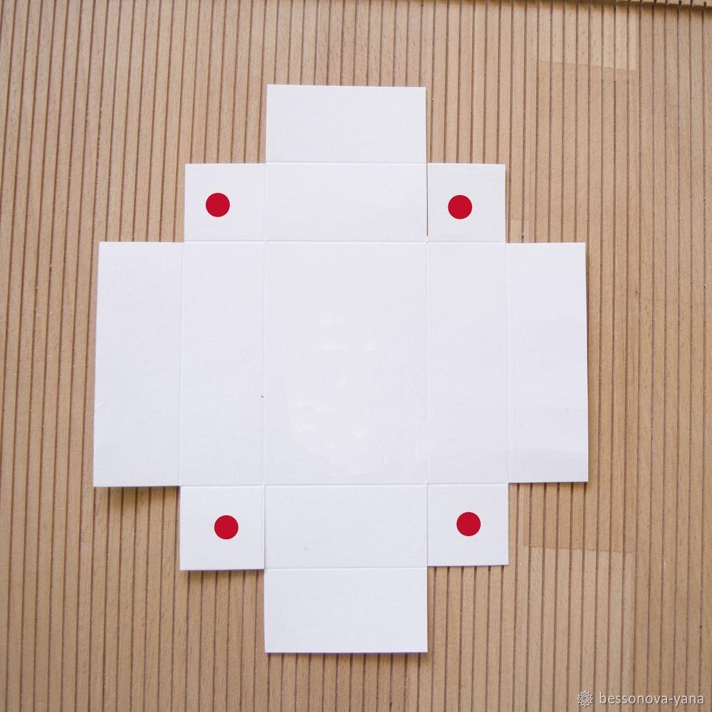 Делаем коробку для своих изделий, фото № 7