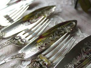 Дополнительные фотографии приборов для рыбы. Ярмарка Мастеров - ручная работа, handmade.