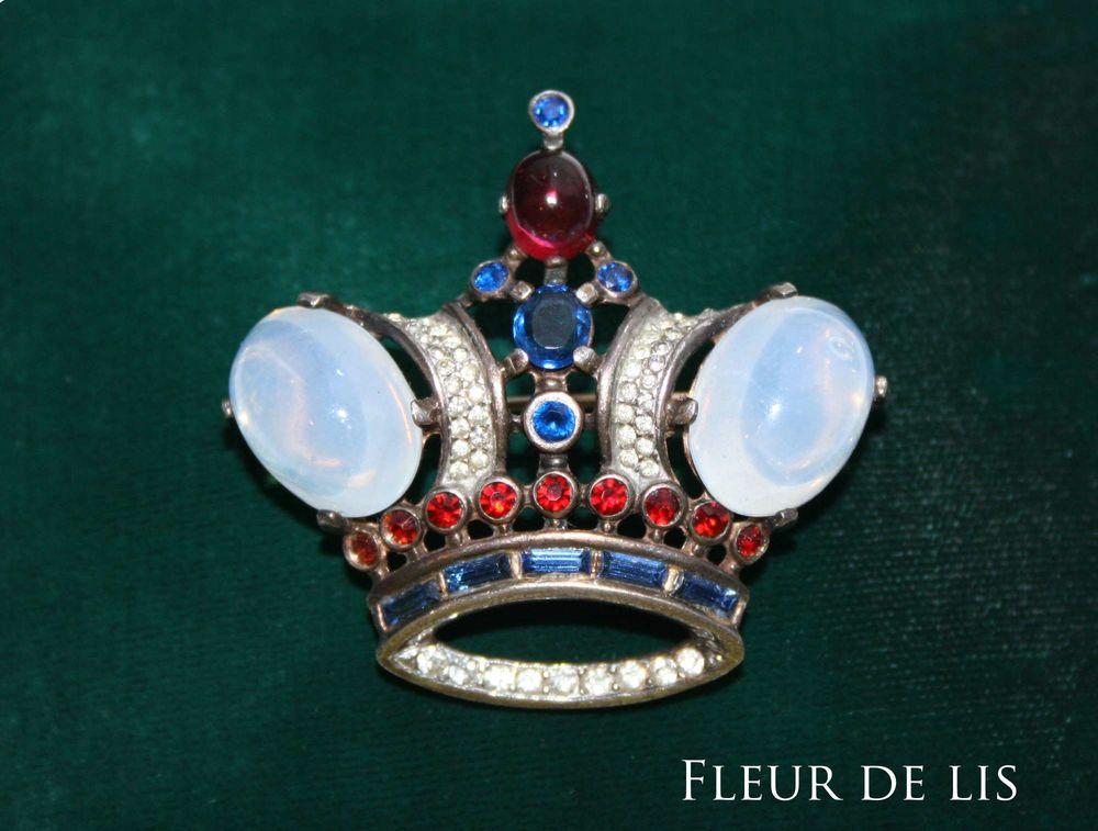 корона, лунные кабошоны