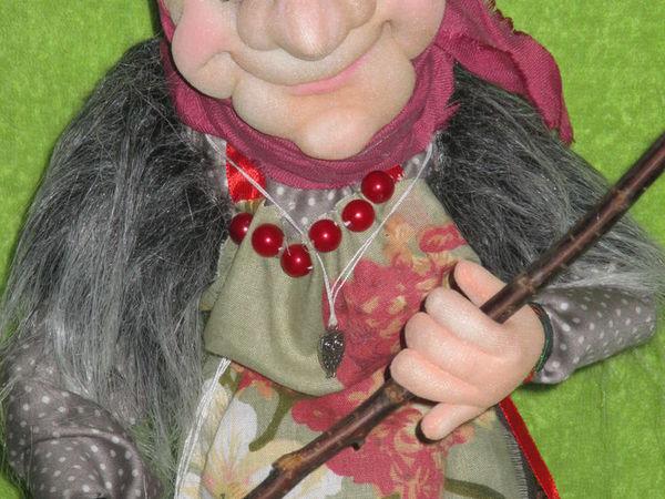 Баба яга для Алены | Ярмарка Мастеров - ручная работа, handmade