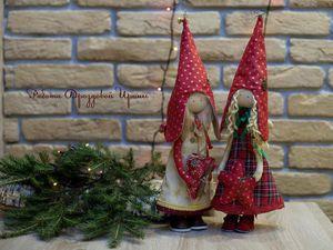 Предпраздничная скидка на Рождественских Ангелов!!! 10% от начальной стоимости!   Ярмарка Мастеров - ручная работа, handmade