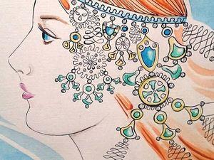Леля - богиня любви. Ярмарка Мастеров - ручная работа, handmade.