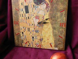 Густав Климт, как источник моего вдохновения. Ярмарка Мастеров - ручная работа, handmade.