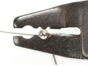 Соотношение толщины проволоки и бусин (трубочек) для изготовления зажимных соединений. | Ярмарка Мастеров - ручная работа, handmade