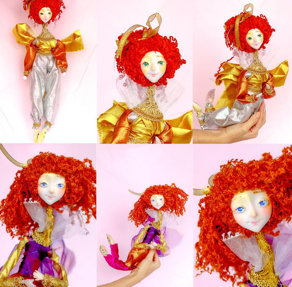 игровая кукла, хранитель чудес
