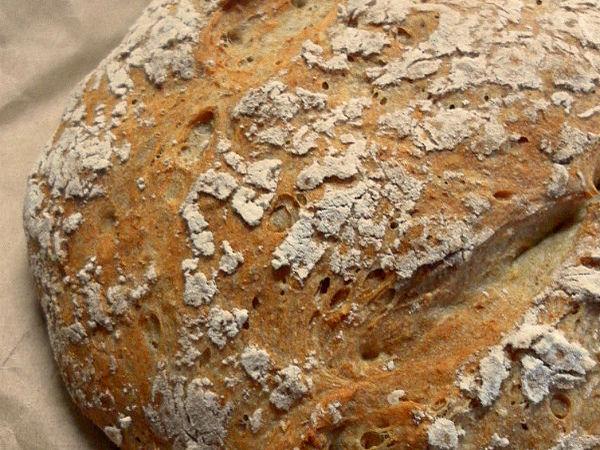 Быстрый домашний хлеб без замеса | Ярмарка Мастеров - ручная работа, handmade