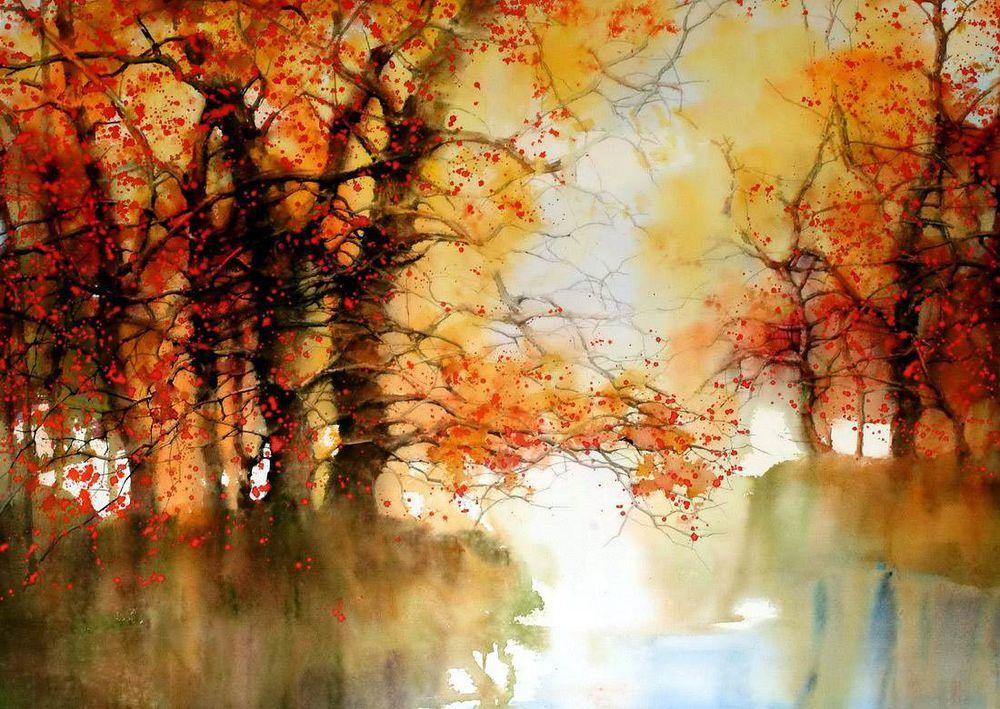 осень, новый сезон, вдохновение