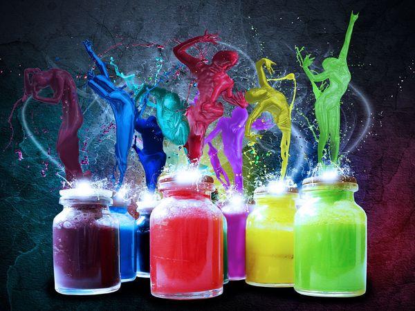 Влияние интерьера на творческую сущность | Ярмарка Мастеров - ручная работа, handmade