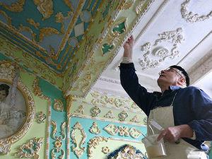 Парадное барокко: уникальное творение пенсионера Владимира Чайки. Ярмарка Мастеров - ручная работа, handmade.
