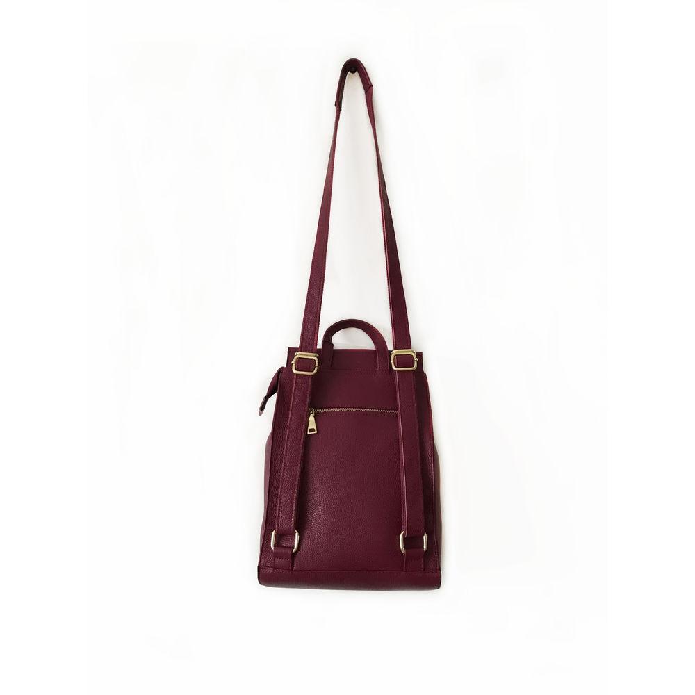 кожаный рюкзак с рисунком, яркий рюкзак, рюкзак натуральная кожа